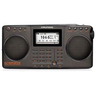 G2 Reporter Shortwave Am FM Digital Radio Authorized Seller