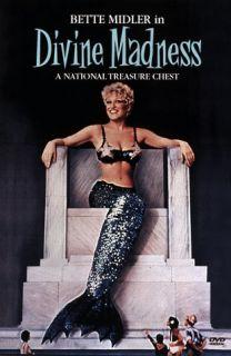 Bette Midler Divine Madness DVD 1999