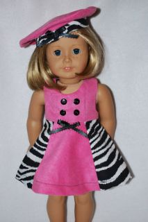 doll clothes American girl 18 handmade in the U S A by Grandma made to
