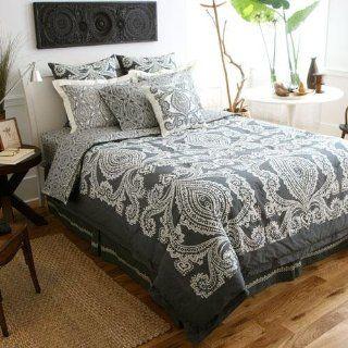 Amy Butler Constanta Twin Comforter Sheet 400 TC Organic 5 Piece Set