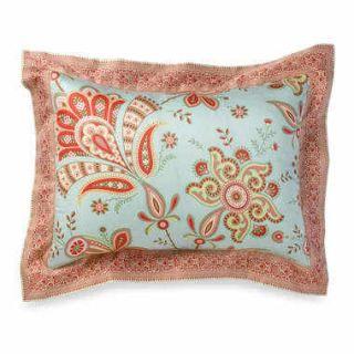 Amy Butler Sari Bloom Standard Sham Organic New 300TC Pillow Cover 20