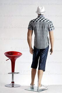 amt mannequins standing male mannequin model jim