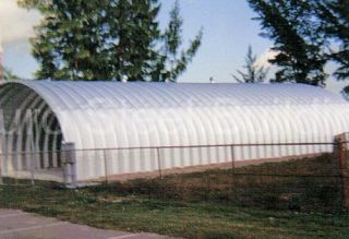 Duro SPAN Steel 40x80x16 Metal Buildings American Made Batting