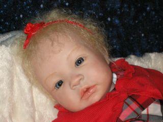 Reborn doll Allison Grace by Sweet Pea Babies, Shyann Sculpt by Aliena