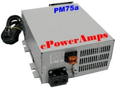 65 Amp Power Supply CB Ham Radio Linear Amplifier 12 13 8 Volts