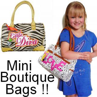 New Small Mini Girls Childs Primark Boutique Maisy Amy Look Handbag