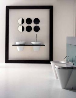 Althea Hera Sink Design Modern Basin Washbasin Italian