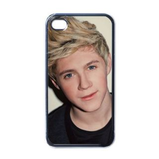 New Hot Niall Horan One Direction Black Case Cover for iPhone 4 iPhone