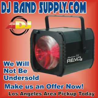 American DJ Revo 4 256 LED Red Green Blue White Beams