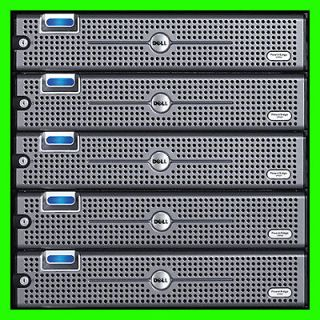 Dell PowerEdge 2950 Server III 2x3.0GHz E5450 Quad Core 16GB 2x146GB