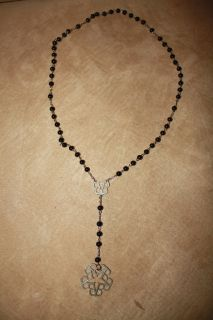 Black Veil Brides Rosary Necklace Very Cheap Andy Sixx