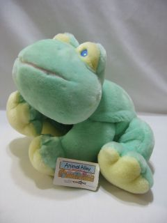 Animal Alley Baby Frog My 1st 16 Plush Stuffed Toy With Tags Sewn Eyes