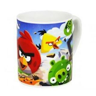Officially Licensed Angry Birds Deluxe Ceramic 12oz Collectors Mug