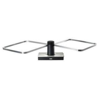 Terk TV5 Low Profile Indoor Amplified HD TV Antenna