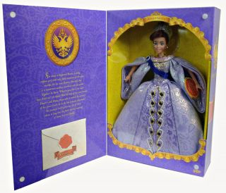 ANASTASIA   Doll HER IMPERIAL HIGHNESS Collector Collectible Edition