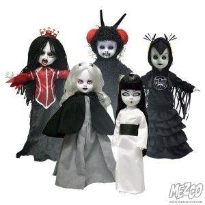 Dead Dolls Series 24 Demonic Andras Doll Collectible NRFB LTD Edition