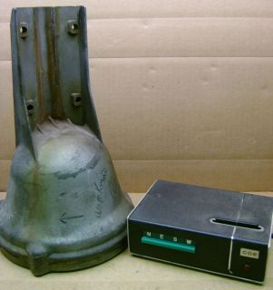 Vintage TR2 Antenna Rotor Rotator TR 2c Control Box Ham CB