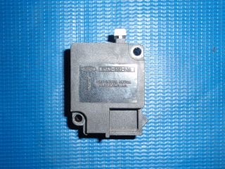 1986 1993 ford mustang inertia switch fuel pump shut off