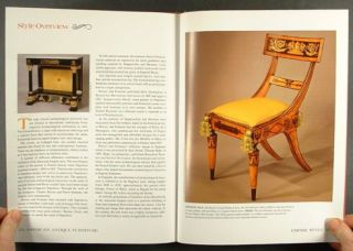 Guide to Antique American Furniture Styles Periods for Collectors