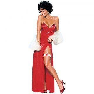 Starlet Adult Womens Sexy Long Dress Halloween Costume Std/Plus Size