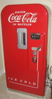1949 1957 Coke Machine Vendo 39 Vintage Coca Cola Dispneser Fresh