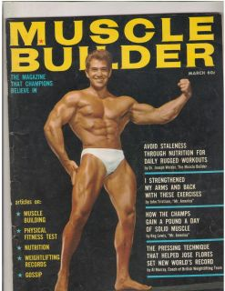 mr universe magazine back issues in Magazine Back Issues