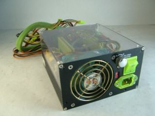 Aspire 500W Switching Power Supply 20 Pin ATX AS500W