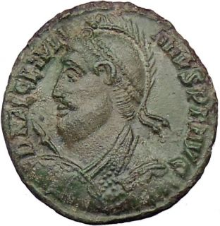 Julian II Apostate 361AD RARE Authentic Genuine Ancient Roman Coin