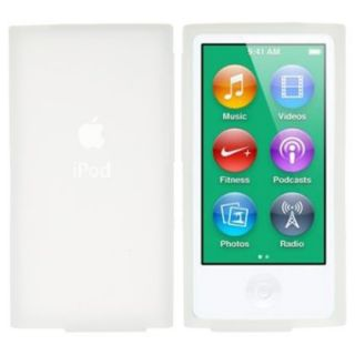 Colors Smooth Soft Silicone Case Cover for Apple iPod Nano 7 7th 3