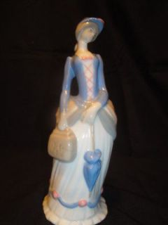 first avon lady porcelain figurine  5 99
