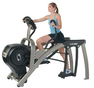 Cybex 630a Total Body Arc Trainer Elliptical Exercise Machine 630 a