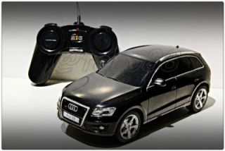 Rastar Remote Control Car RC 1 24 Black Audi Q5 Transmitter Christmas
