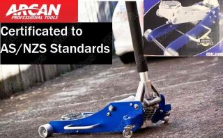 Arcan Low Profile Hydraulic Floor Trolley Jack Hand Lift 1 5 Ton New