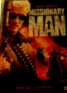 MAN (2007)Dolph Lundgren John Enos III August Schellenberg SEALED DVD