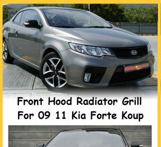 Radiator Grill For 09 10 11 12 Kia Forte Koup Grille All color Cerato