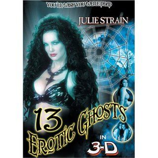 Ghosts (DVD, 2002, In 3D) Julie Strain,Aria Giovanni UNRATED VERSION