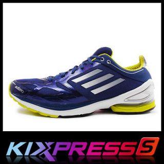 Adidas Adizero F50 2 M [G62762] Running Dark Blue/White Lime
