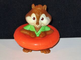 MCDONALDS HAPPY MEAL TOYS ALVIN AND THE CHIPMUNKS THEODORE FIGURE