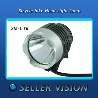 SUPER CHEAP CREE XML XM L T6 1800LM LED Bicycle bike Head Light Lamp