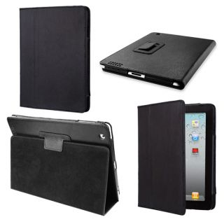 in 1 ACCESSORY LEATHER CASE+SCREEN COVER FOR APPLE IPAD 2 3G
