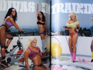 Wrestling Magazine 2007 Special Edition Torrie Wilson Ashley