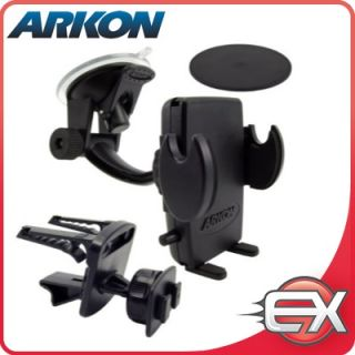 arkon universal pda windscreen dash vent mount sm410  price