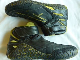 Asics Rulon No Lace Wrestling shoes sz 11 Nearly Impossible to Find