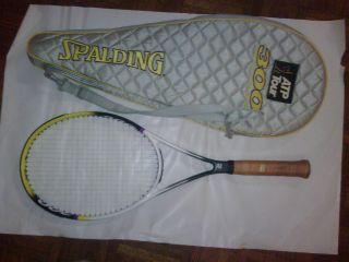 Spalding ATP Pro Stock 300 tennis racket 4 1 2 Excellent Mint