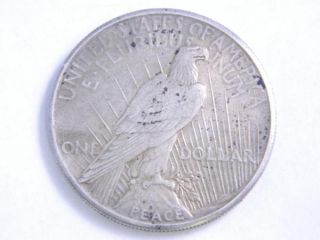 1928 Peace 90% Silver Dollar Rare Date Nice Coin Lot #Peace2802