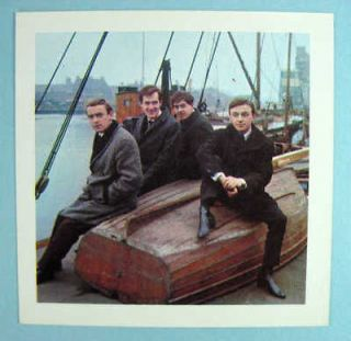 gerry and the pacemakers u k 1964 mister softee card