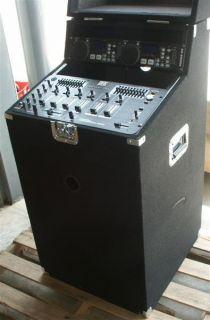 dj mixer edison scratch 2500 professional portable dual cd usb. Black Bedroom Furniture Sets. Home Design Ideas