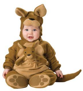 Baby Kangaroo Outfit Infant Animal Halloween Costume