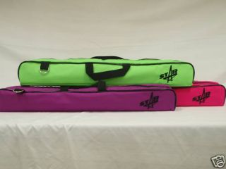 New Star Line Baton Student Case Small Neon Pink