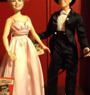 Ginger Rogers Fred Astaire World Dolls
